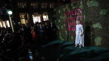 Milano, parata di stelle ai Green Carpet Fashion Awards
