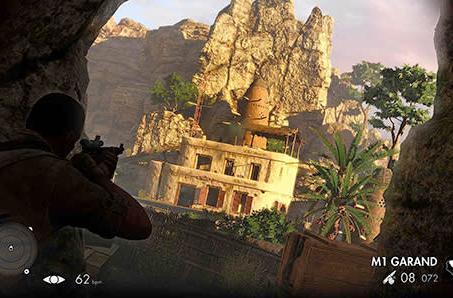Sniper Elite 3 zooms up UK charts
