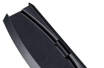 Sony's PlayStation 3 Slim stand gets pictured... all $24 of it