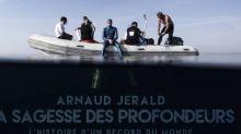 Apnée - Apnée: teaser et interview sur le documentaire du record du monde d'Arnaud Jerald