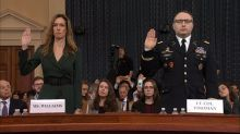 Trump impeachment hearing key moments: Day 3