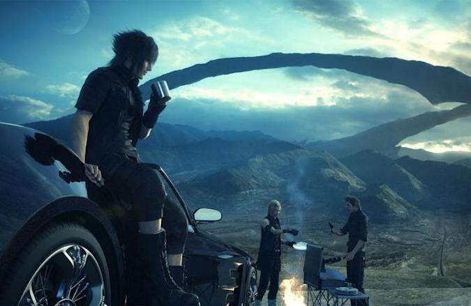 JXE Streams: Going out into 'Final Fantasy XV's' great wide-open