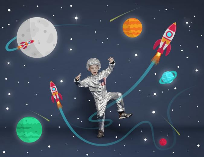 NASA wants to send your art on a round-trip to space