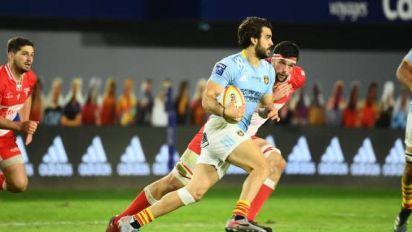 Rugby - Pro D2 - Perpignan reprend la tête de la Pro D2