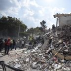 See What the Earthquake Destruction in Mexico City Looks Like