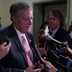 Rep. Meadows out of running for White House chief of staff: officials