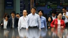 Asia stocks edge up but Saudi tensions limit gains