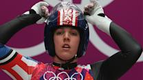 Erin Hamlin's other claim to fame