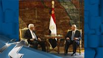 Egypt Breaking News: Abbas Visits Cairo for Show of Support