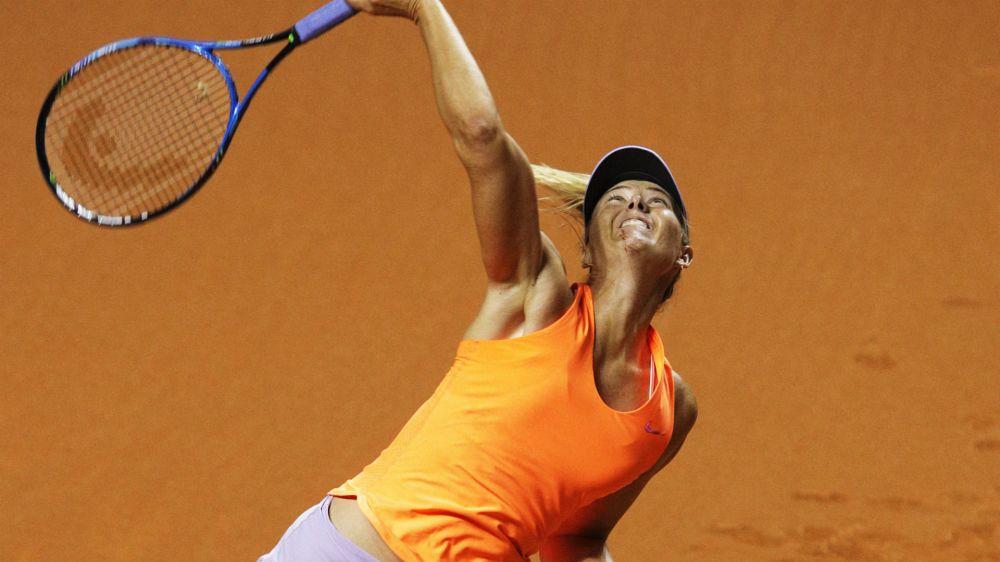 Sharapova: It's the best feeling in the world