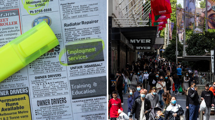 War for talent: Drastic worker shortage as job ads hit 12-year high