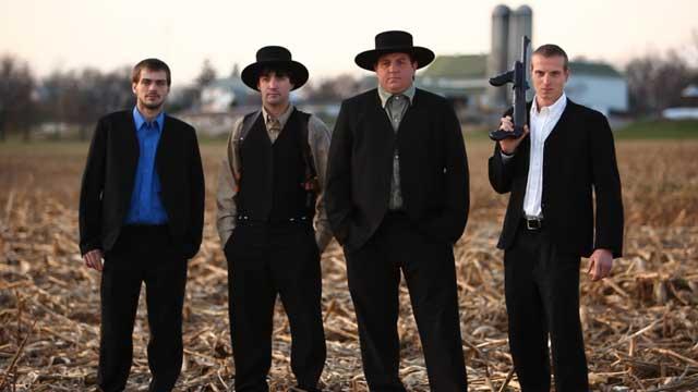 'Amish Mafia' Taking Care of Business