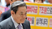 """Lee Kun-hee: décès du """"roi ermite"""" de l'empire Samsung"""