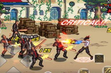 Nexon releases Dungeon Fighter Gunner for iPhone