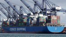 COSCO unit's tanker delivers oil to Exxon in Singapore