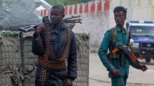 Somalia restaurant attack: Six killed by al-Shabab