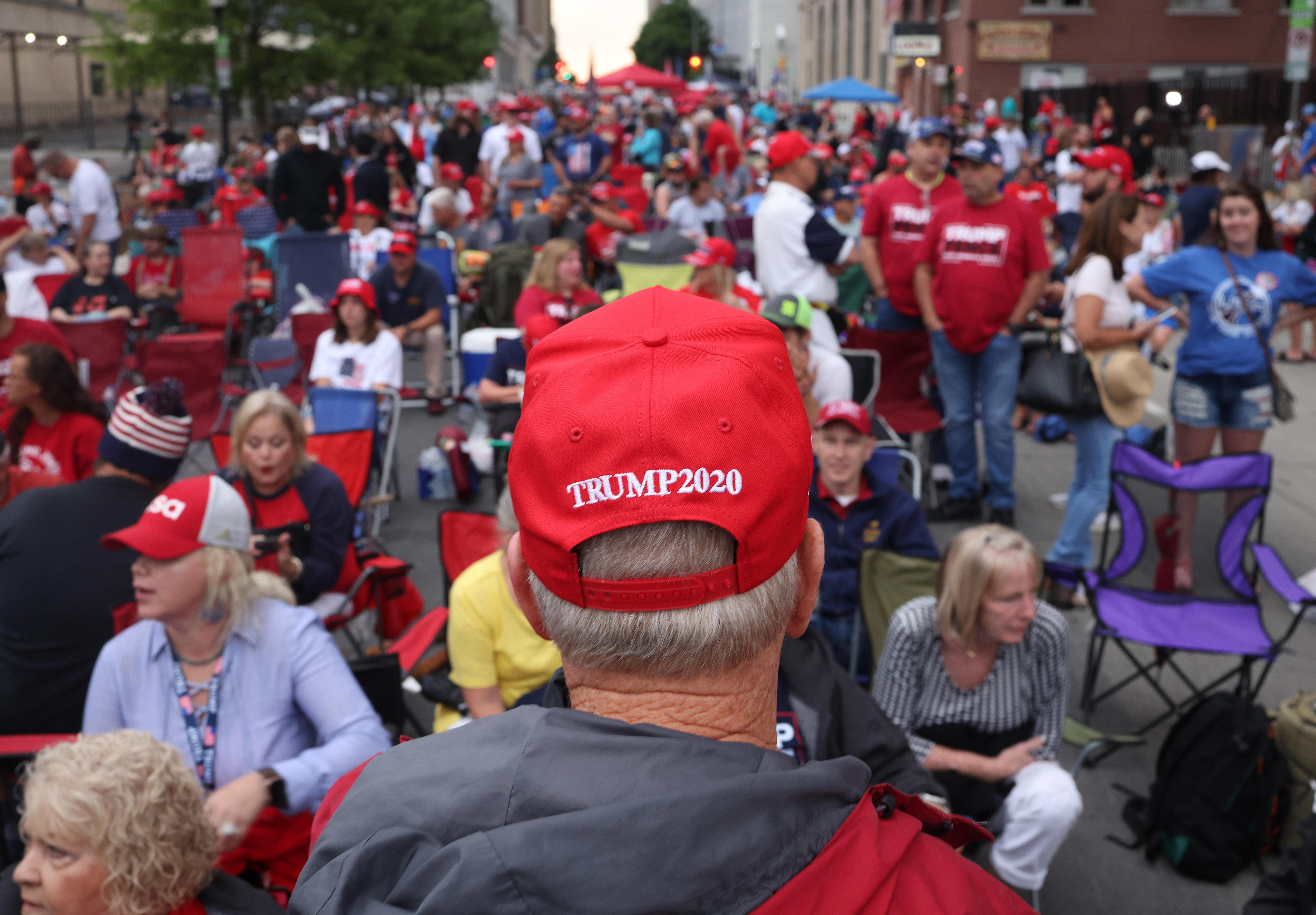 6 Trump campaign staffers in Tulsa test positive for COVID-19
