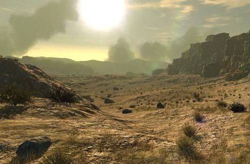 Shroud of the Avatar introduces the desert with Release 13