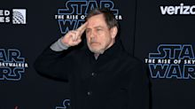 Mark Hamill apologises for liking JK Rowling's controversial tweet