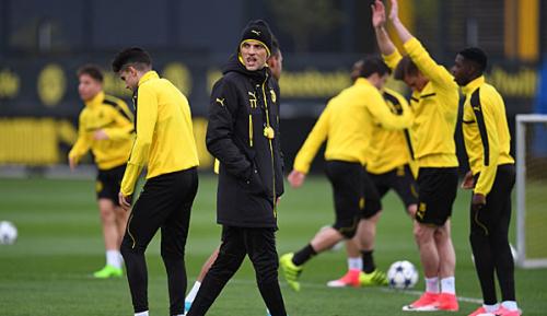 Bundesliga: Medien: Tuchel bleibt bis 2018 in Dortmund