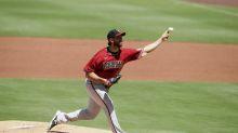 Arizona places Bumgarner on injured list with back strain