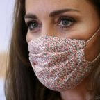Kate Middleton's face mask: Where to buy the £15 covering and other similar styles