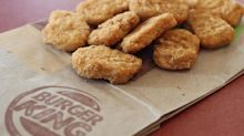 Burger King Brings Back These Beloved Chicken Nuggets After 10 Years