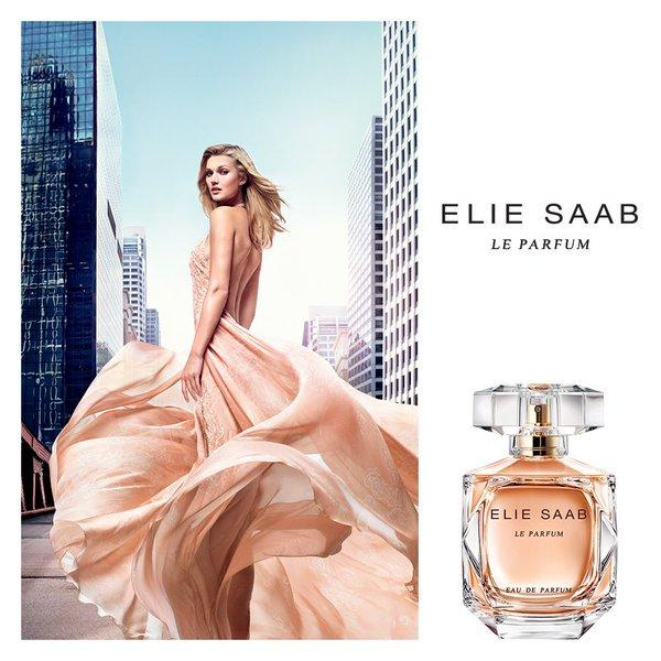 Who is toni garrn the new face of elie saab le parfum sciox Choice Image