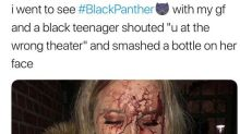 Black Panther: Twitter bans trolls who claimed white cinema-goers were being attacked at screenings