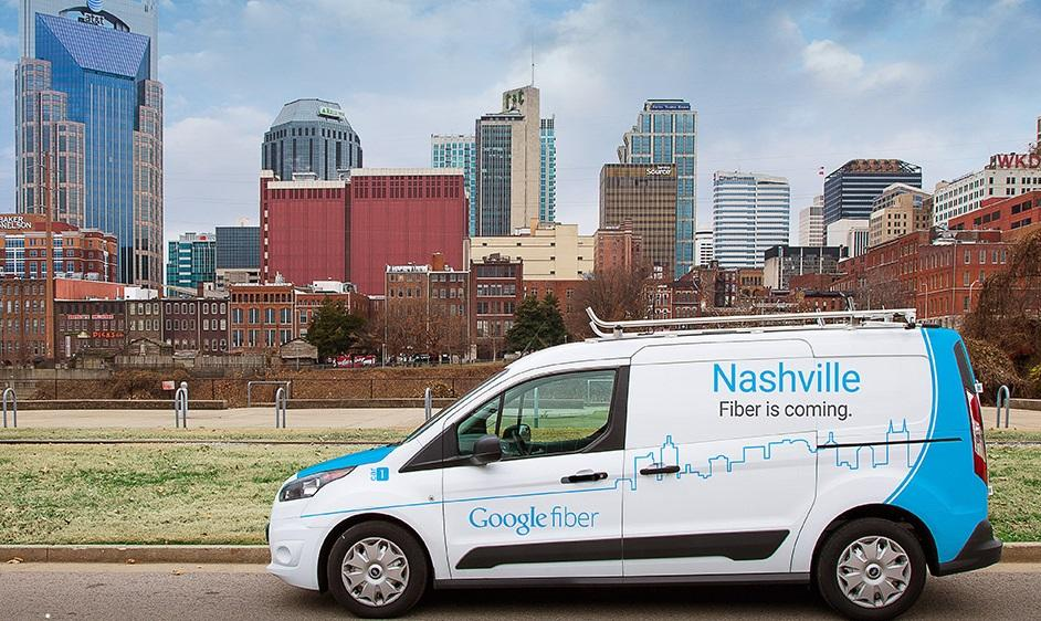 Google gives cities yet another reason to beg for Google Fiber
