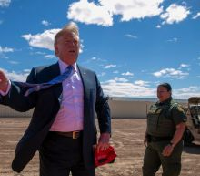 Trump has not built single mile of new border wall since taking office