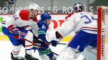 Canadiens Beat Canucks 7-3, Add To Season-opening Road Run