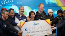 Massive jackpot: How nine Canadians spent $5 and made $60,000,000
