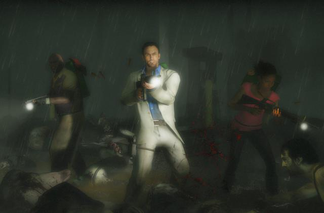 Valve shares a trailer for the first 'Left 4 Dead 2' update in years