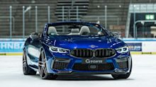 G-Power exprime el BMW M8 Competition hasta los 820 CV