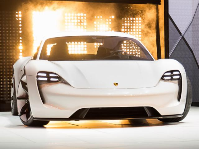 Porsche Aiming to Sell 20,000 Mission E Electric Cars a Year