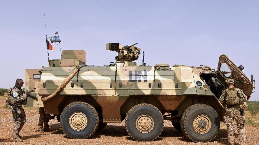 10 U.N. peacekeepers killed in Mali attack