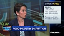A2 Milk Company CEO on dairy disruption