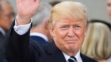 Melania Trump se recusa a segurar a mão de Donald Trump durante evento