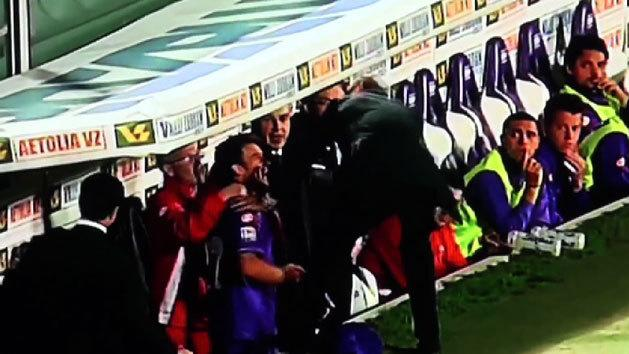 Coach punches player for being 'sarcastic'
