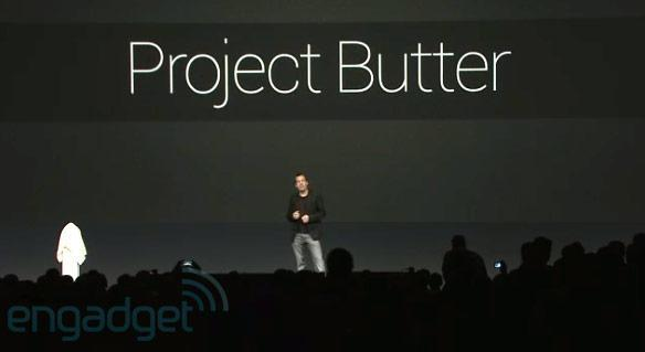 Project Butter improves Android 4.1's speed to a silky-smooth 60FPS