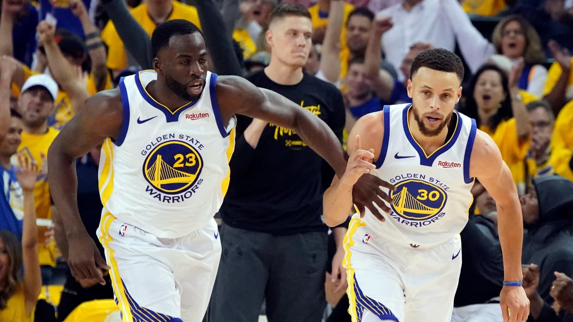 Why Jalen Rose still believes in Warriors despite losing Kevin Durant