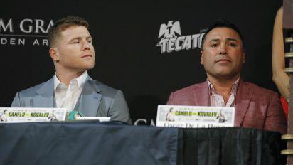 Latest turn in Canelo's case vs. De La Hoya
