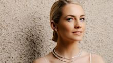 Amanda Hearst Rønning Has Designed a Suite of Bridal Jewelry Inspired by Her Own Fairytale Wedding Look