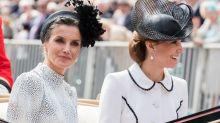 Lo que hermana a la Reina Letizia con Kate Middleton