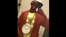 Campus police officer fired over old photo of him wearing blackface for a Flava Flav costume