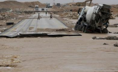 3年雨量1天下完 至少11死
