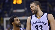 Grizzlies turning to Marc Gasol in time of need, and he's delivering, as always
