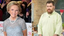 Mary Berry criticised by viewers for body-shaming Michelin-star chef