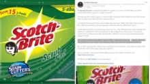 After Receiving Flak, Scotch-Brite Promises To Change Sexist Logo